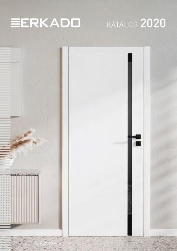 Katalog drzwi wewnętrzne 2020